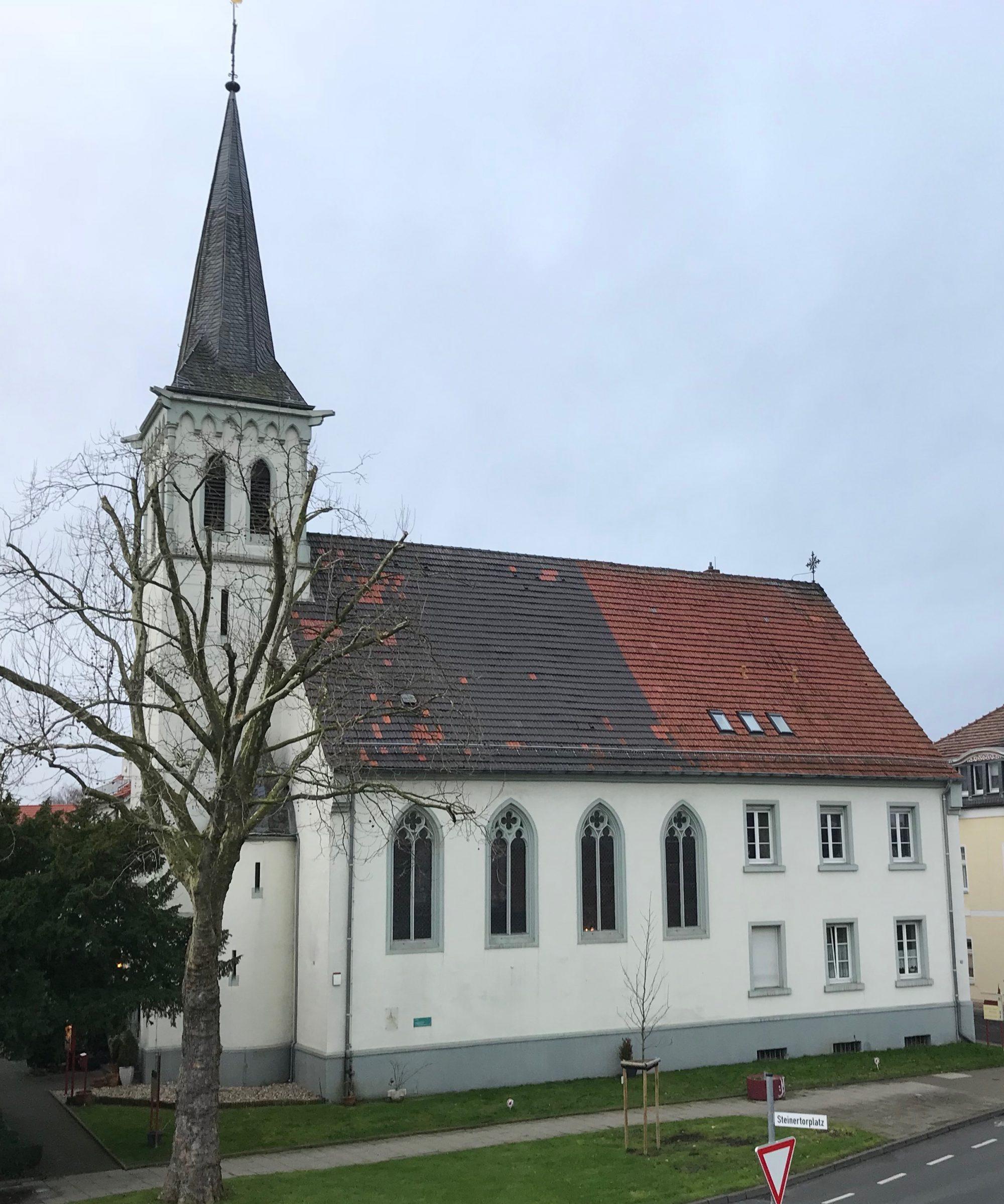 Kauf eine Kirche